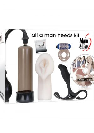 Adam and Eve All A Man Needs Kit