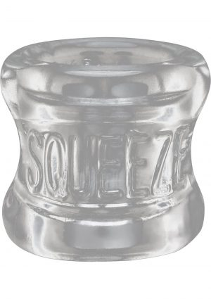 Oxballs Squeeze Ballstretcher Clear