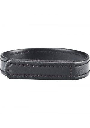 CandB Gear Velcro Cock Ring Adjustable Black