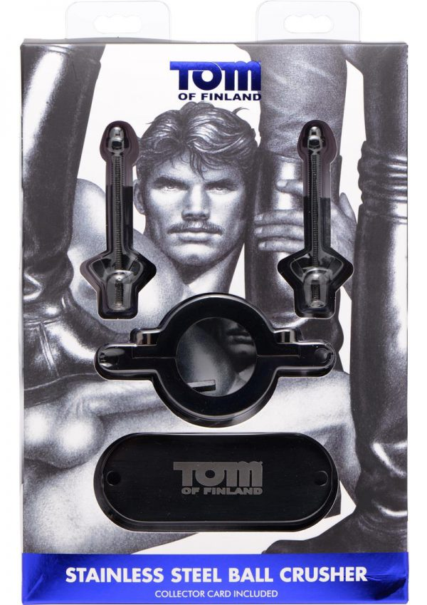 Tom Of Finland Stainless Steell Ball Crusher