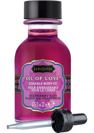 Oil Of Love Raspberry Kiss .75 Oz