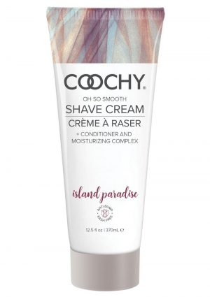 Coochy Oh So Smooth Shave Cream Island Paradise 12.5 Ounce