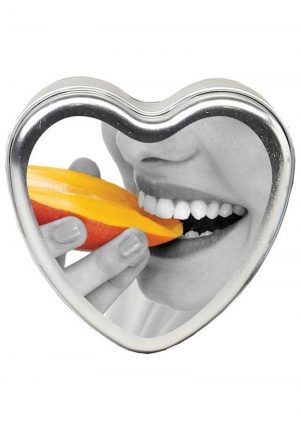 Edible Tropical Vegan Candle Mango