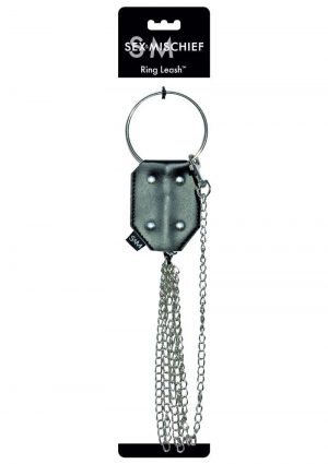 Sex And Mischief Ring Leash