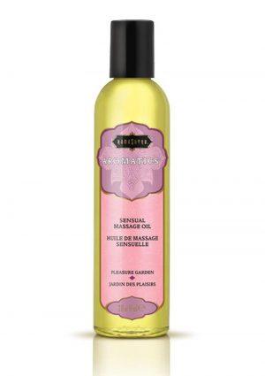 Aromatics Sensual Massage Oil Pleasure Garden 2 Ounce