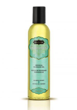 Aromatics Sensual Massage Oil Soaring Spirit 2 Ounce