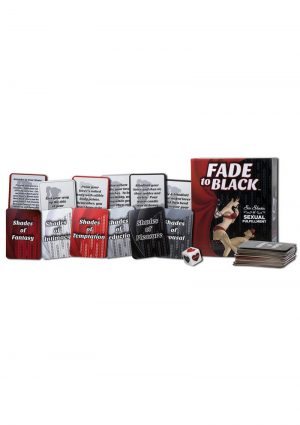 Fade To Black Sex Shades Of Sexual Fulfillment Couples Game