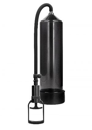 Pumped By Shots Comfort Beginner Pump Black