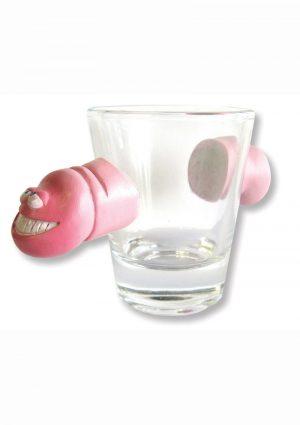 Pecker Shot Glass