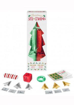 Christmas Sex Crackers For Him And Her Suprise Gifts 2 Each Per Box