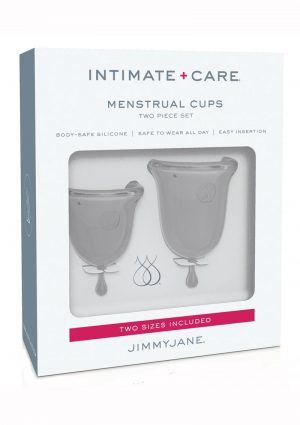Jimmy Jane Intimatecare Menstual Cup Cle