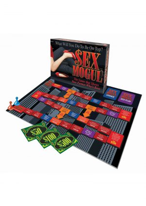 Sex Mogul Couples Board Game