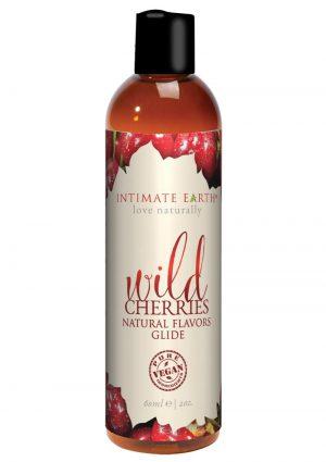 Wild Cherries Oral Pleasure Glide Wild Cherries 2 Ounces