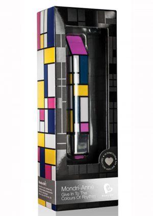 Bamboo Mondri-anne Bullet Waterproof Multi Color