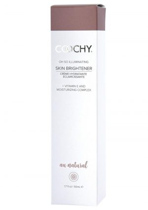 Coochy Skin Brightener Au Natural 1.7oz