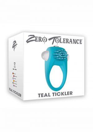 Teal Tickler Cocking