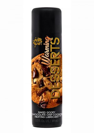 Warming Desserts Chocolate Chip 3oz