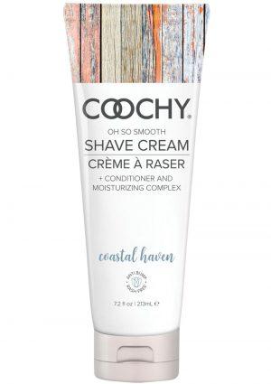 Coochy Shave Coastal Haven 7.2oz