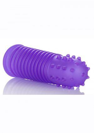 Intimate Play Finger Tingler Purple
