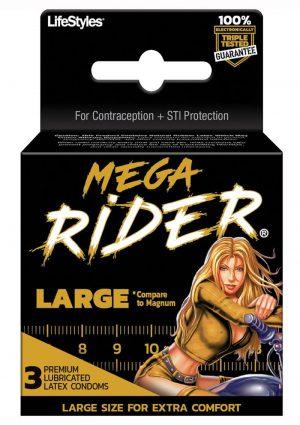 Mega Rider 3 Pack