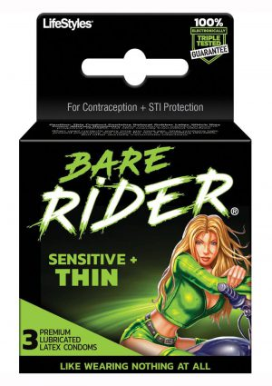 Bare Rider 3 Pack