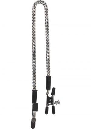 Alligator Tip Clamp Adjustable Jewel Chain