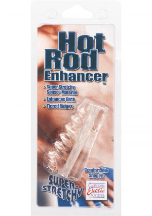 Hot Rod Enhancer 3 inch Clear