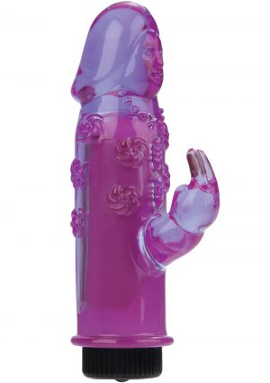 Amethyst Arouser 3 Inch Purple
