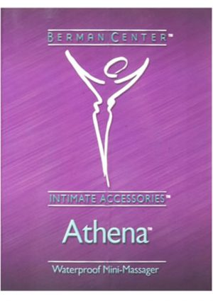 Dr Laura Berman Intimate Basics Athena Waterproof Mini Massager Pink Boxed