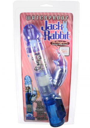 WATERPROOF JACK RABBIT 4.75 INCH WATERPROOF BLUE