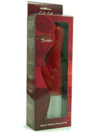 Osaki Twister Rabbit Red
