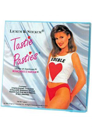 Lickum And Stickum Tastie Pasties