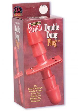 Vac U Lock System Double Dong Plug