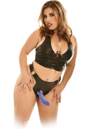 Fetish Fantasy Plus Size Strap On Black