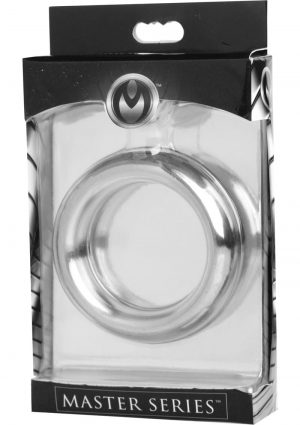 Master Series Stainless Steel Cockring 1.75 Inches