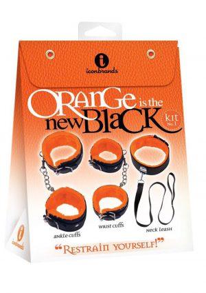 Orange Is The New Black Kit No. 1 Restrain Yourself