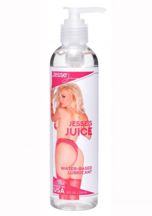 Jesse Jane Jesse`s Juice Water-Based Lubricant 8 Ounces