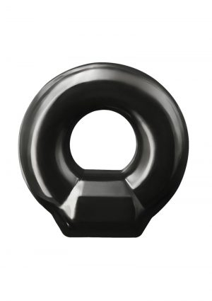 Renegade Drop Ring Black Cockring