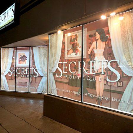 Secrets Stockton