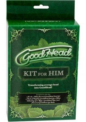 Goodhead Kit For Him Mint