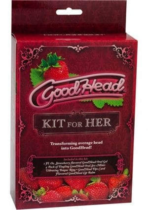 Goodhead Kit For Her Strawberry