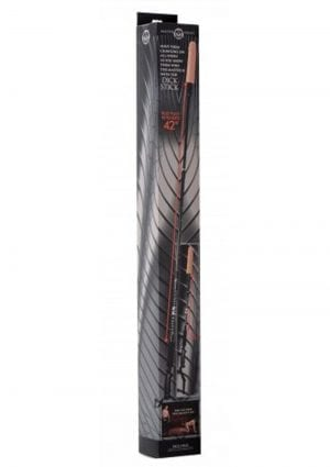 Master Series Dick Stick Adjustable Stick Attachement With Dildo Up To 42 Inches