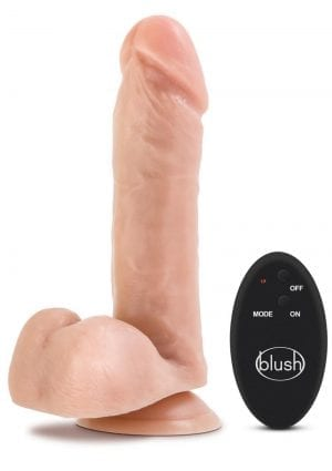 Sw 10x Remote Dildo 8 inch Silicone Wireless