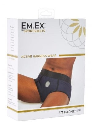 Em Ex Fit Harness-xxl
