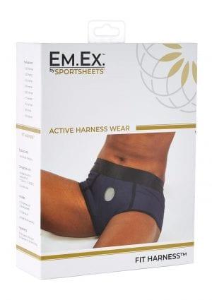 Em Ex Fit Harness-xxxl