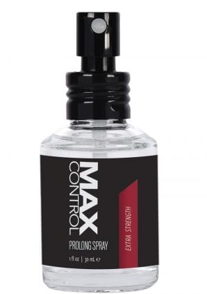 Max Control Prolong Spray Extra 1 Oz