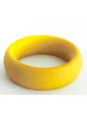 Boneyard Meat Rack Cock Ring Yellow
