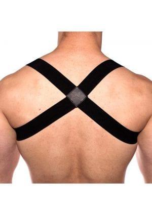 Prowler Red Sports Harness Black L/xl