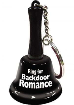 Ring For Backdoor Romance Keychain Bell