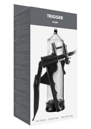 Linx Trigger Pump Clr/blk